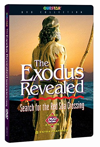 VHS : The Exodus Revealed: Searching for the Red Sea Crossing