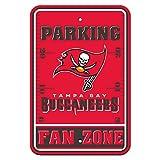 NFL Tampa Bay Buccaneers Parking Sign