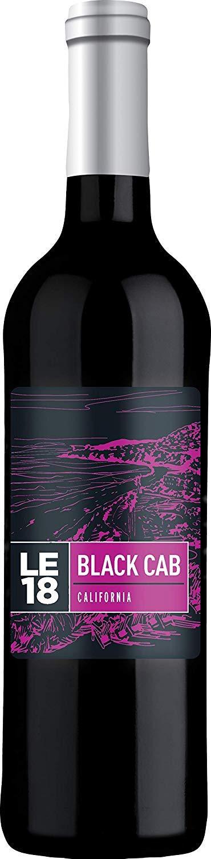 Winexpert Limited Edition 7.5L Wine Ingredient Kit 2018 Vintage - Lodi, California - Black Cab by Winexpert
