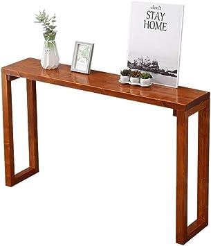 Caja sólida de madera Tabla Porche contra la pared minimalista moderna sala de estar bar for la mesa for la familia de Buda Inicio Incienso caso chino: Amazon.es: Bricolaje y herramientas
