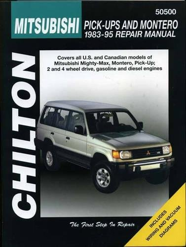 Mitsubishi Pick-ups and Montero, 1983-95 (Haynes Repair Manuals)