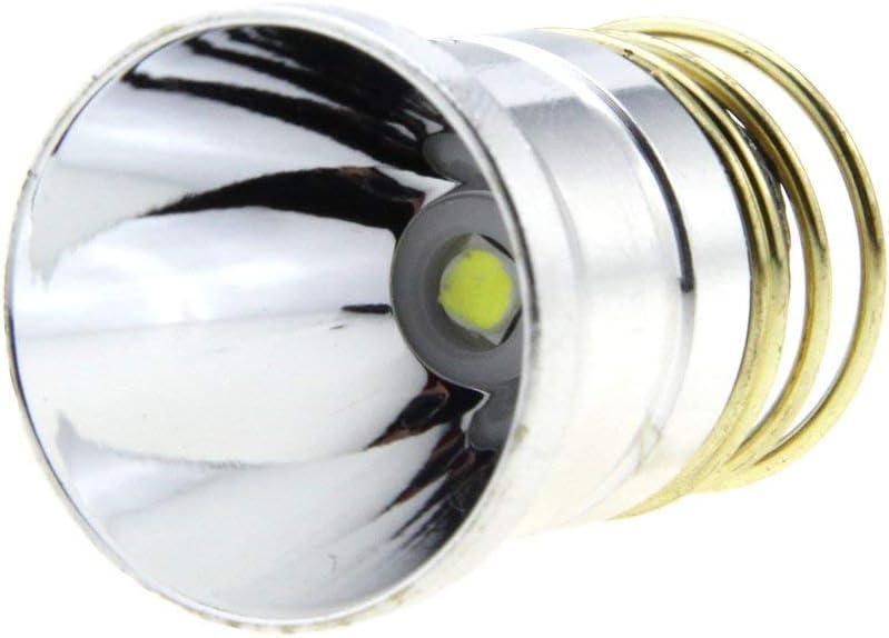 Tactical LED Flashlight Torch Head Bezel for Surefire 6P 9P G2 G3 C2 M3 G2Z G2L