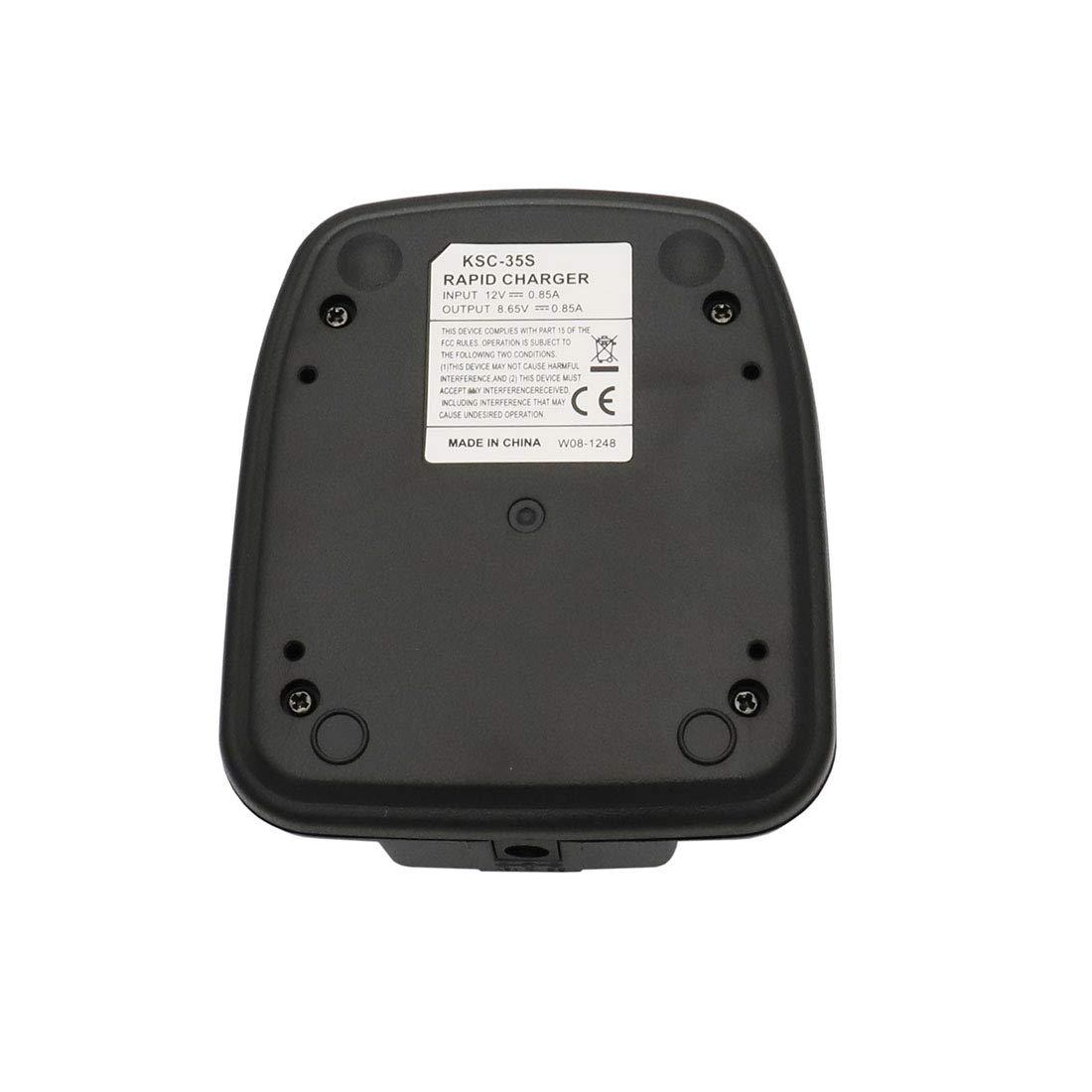 2000 TK Karier KNB-45L KNB-63L KNB-65L Li-ion Battery Rapid Charger Compatible for Kenwood TK-2400 TK-2402 TK-3400 TK-3402 TK-2200 TK-2300 TK-2207 TK-3207 TK 3000
