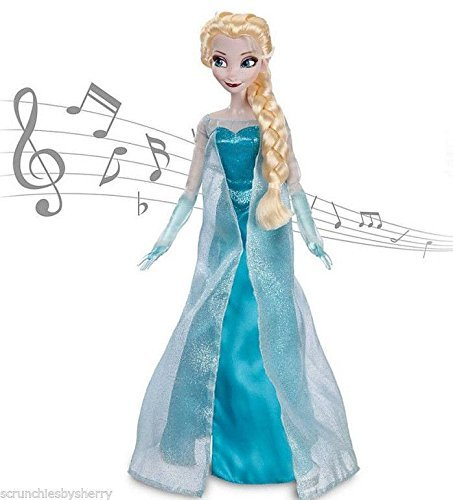 Disney Frozen Exclusive 16 Inch Singing Doll Elsa