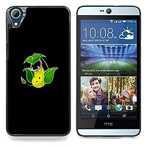 """Qstar Arte & diseño plástico duro Fundas Cover Cubre Hard Case Cover para HTC Desire 826 (Victreebel P0kemon"""")"""