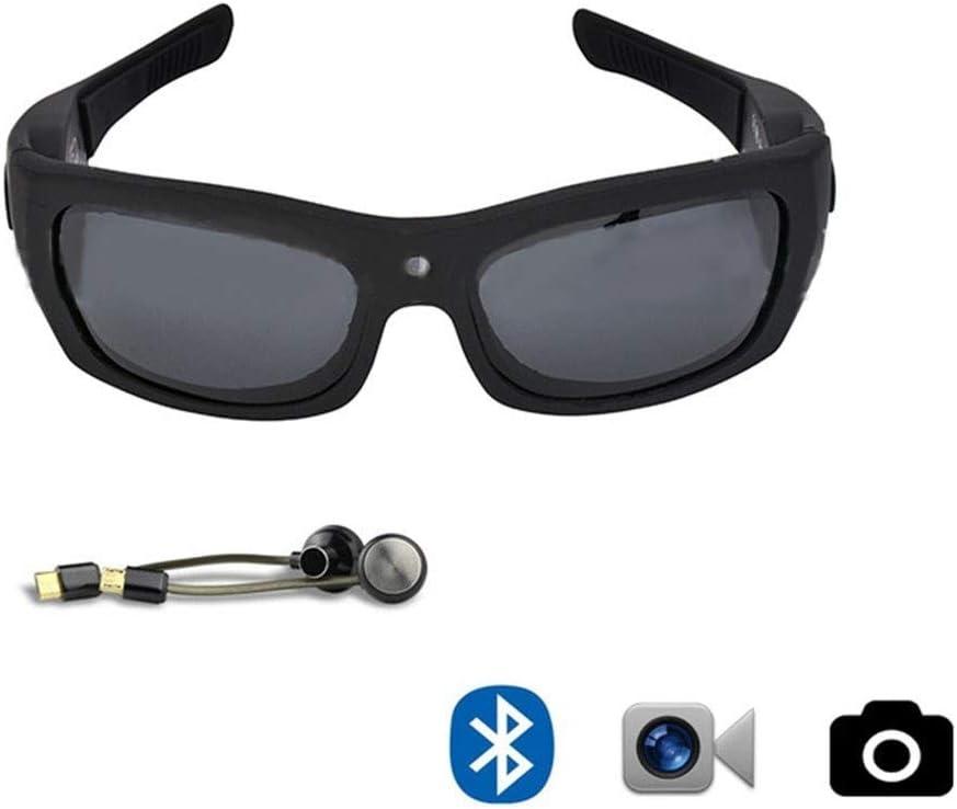 YUHUII Gafas de sol polarizadas Bluetooth auriculares desmontables deportes gafas manos libres llamadas para hombres mujeres correr ciclismo conducir béisbol Set