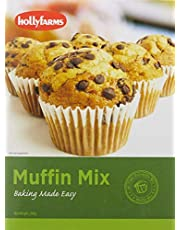Hollyfarms Muffin Mix (Box), 500g