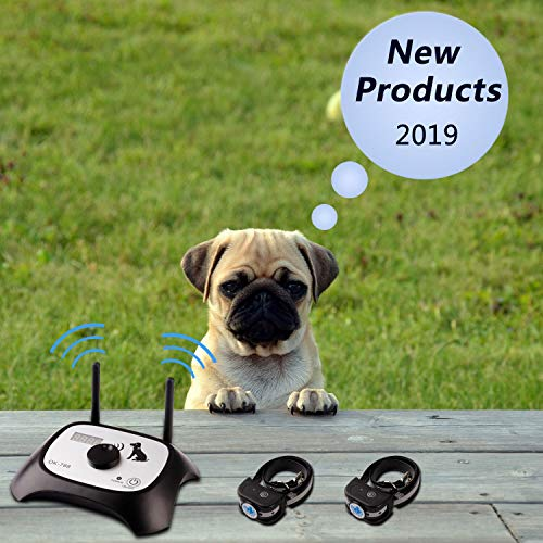OKPET Wireless Electric Dog Fence Pet Containment System