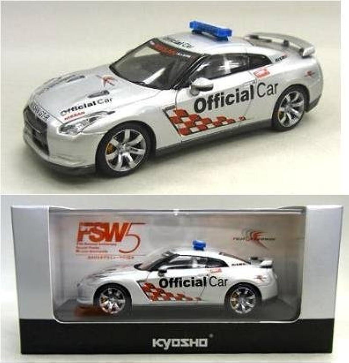 [해외] 쿄쇼 1/43 닛산 GT-R 후지 스피드 웨이 오피셜 카 K03741FSW 완성품