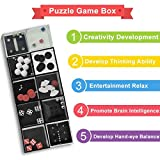 DOCA Fidget Puzzle Boxes Brain Teasers for Adults - Decompression Game Box Handheld Puzzles - Intelligence Development,Stress Relief & Relax Mini Games Challenge for Kids Teenagers