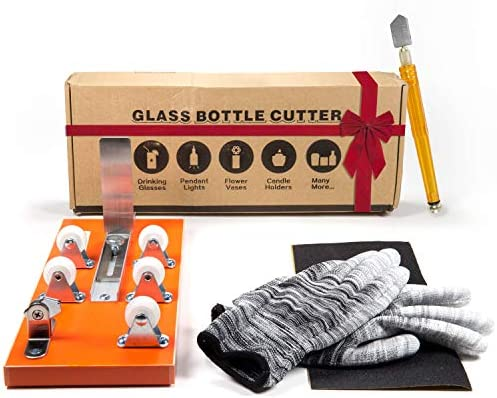 Bottle Cutter Glass Bundle Accessories product image