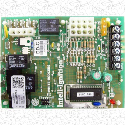(OEM White Rodgers Upgraded Furnace Control Circuit Board 50A65-476-08)