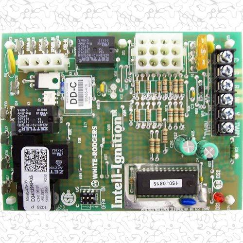 OEM American Standard Upgraded Furnace Control Circuit Board ()