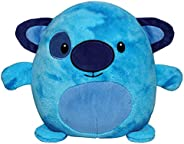 HUGGLE Pets Reversible Hoodoie Blanket, Folds into a Stuffed Toy, Ultra Warm, Luxurious and Soft As Seen On TV