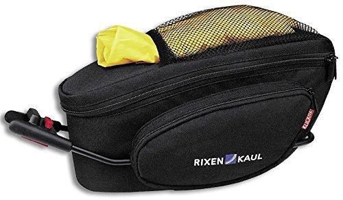 Rixen & Kaul Contour Magnum Saddle Bag - Black by Rixen & (Contour Saddlebag)