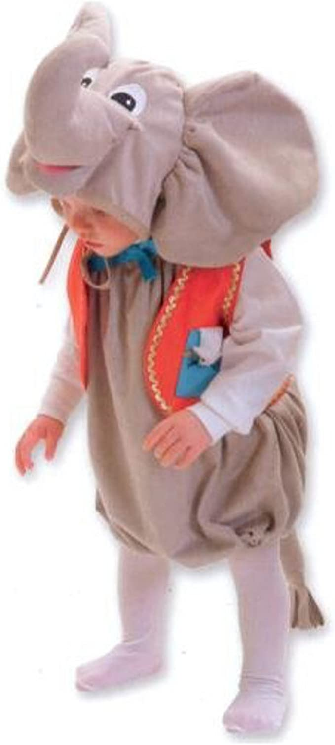 Circo elefante infantil Halloween disfraz para bebés de hasta 25 ...