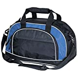 GOODHOPE Bags The Workout Sports Travel Duffel, 17.5″ L, Blue