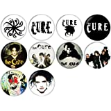"The Cure ""Caricature"" Black T-Shirt..."