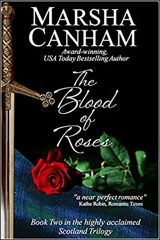 book cover of The Blood of Roses