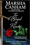 Blood of Roses by Marsha Canham front cover