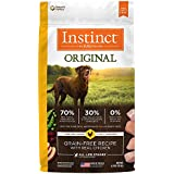 Instinct Original Grain Free Recipe with Real Chicken Natural Dry Dog Food by Nature's Variety, 4 lb. Bag