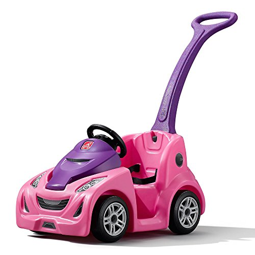 (Step2 Push Around Buggy GT, Pink Push Car (Amazon Exclusive))