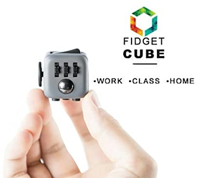Generic Fidget Cube Toys For Girls And Boys