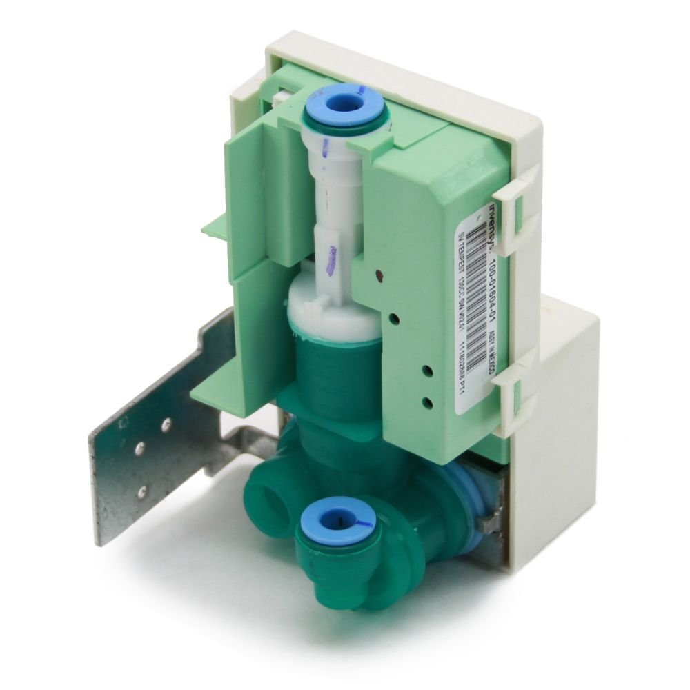 Whirlpool W10270395 Refrigerator Water Inlet Valve Assembly Genuine Original Equipment Manufacturer (OEM) Part