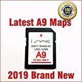 Garden&Park A9 2019 MAP UPDATE Navigation SD CARD SYNC FITS ALL FORD, LINCOLN UPDATES A8 A7
