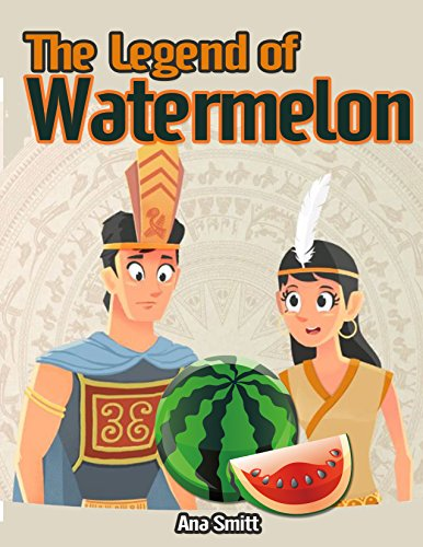 Kids stories - The legend of Watermelon (Fairy Book 1)