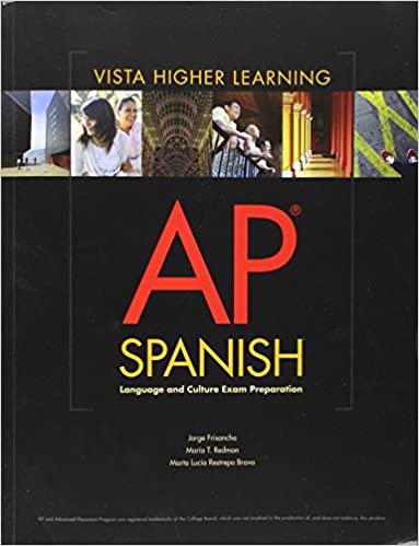 AP Spanish Language and Culture Exam Preparation Student Edition