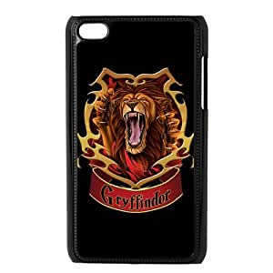 Harry Potter Custom Gryffindor Apple Ipod Touch 4 Hard Case Cover phone Cases Covers