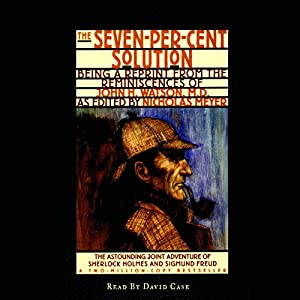The Seven-Per-Cent Solution Audiobook