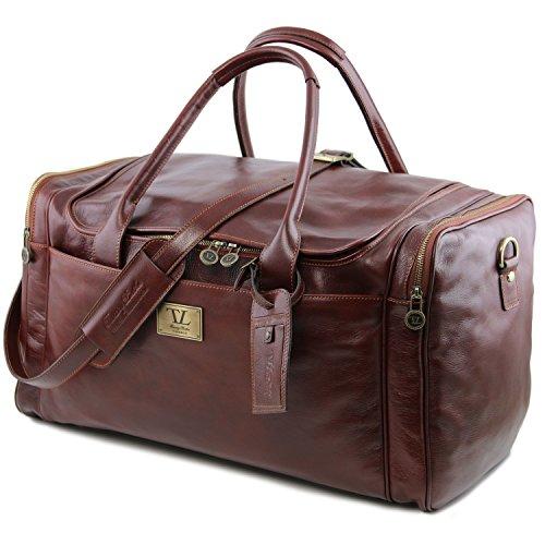 Tuscany Leather - sacs de voyage en cuir - Marron