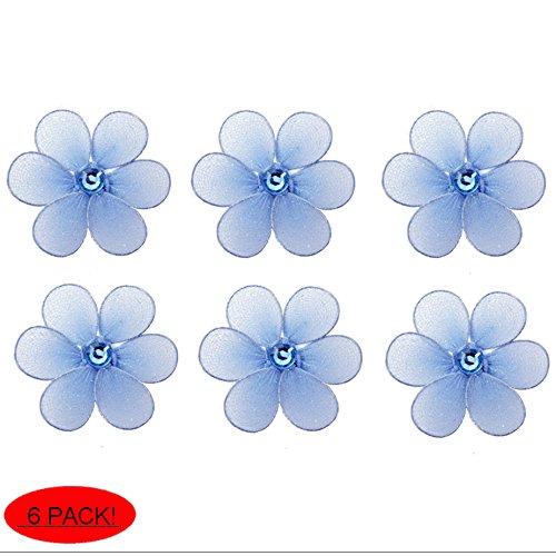 Bugs-n-Blooms Nylon Flowers Pack Of 6-2