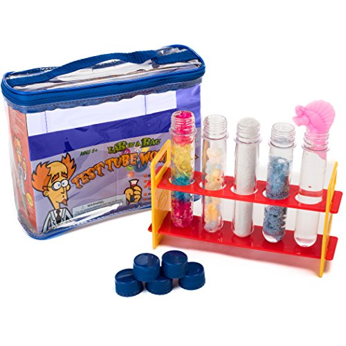 [Be Amazing Lab-in-a-Bag Test Tube Wonders] (Amazing Toys Lab)