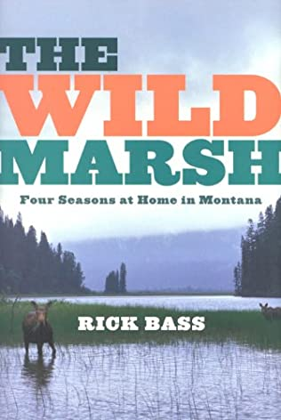 book cover of The Wild Marsh