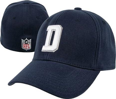 c5391d3b Amazon.com : Dallas Cowboys NFL Men's D Hat, Navy, Large/X-Large ...