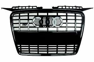 FK Automotive FKSG33003-2 Rejilla Frontal, Color Negro