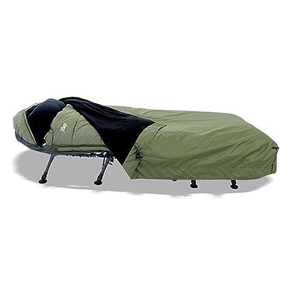 neue Fotos wie kauft man attraktiv und langlebig Lucx® Guardian Bedchair Cover Abdeckung für Angelliege ...