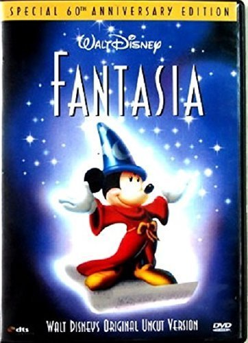 Fantasia the Original Classic Special Edition by Disney