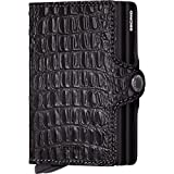 Secrid Twin Wallet Leather Black Nile SC5399