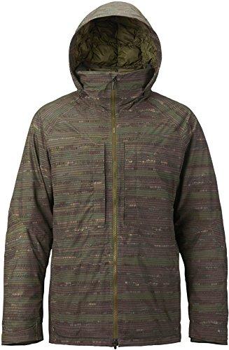Burton AK 2L LZ Down Gore-Tex Snowboard Jacket Mens Sz L
