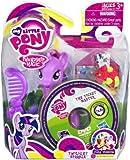 My Little Pony G3: Twilight Sparkle Pony Wedding Action Figure with DVD