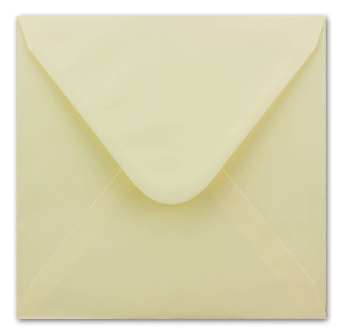 500x XXL XXL XXL Brief-Umschläge Quadratisch 20,5 x 20,5 cm - Weiß - EXTRA QUALITÄT - 100 g m² - 205 x 205 mm - Nassklebung - Marke  Gustav NEUSER® B07KC77BVM | Modern Und Elegant  ed342c