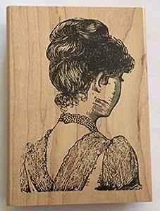 Bendiciones de la naturaleza Fine Art sellos, Lady 1