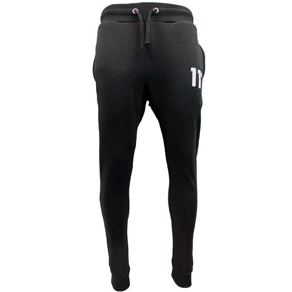 2a7b27eff1 11 Degrees 11D-045 Core Joggers Black: Amazon.co.uk: Clothing