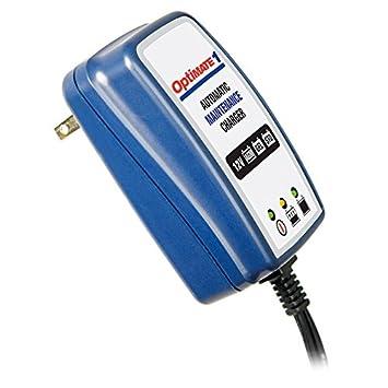 Amazon.com: OptiMATE 1 Global, TM-401, cargador de batería ...