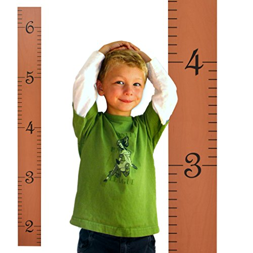 Growth Chart Art Wooden Ruler product image