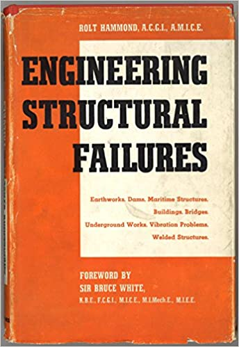 Engineering structural failures: The causes and results of